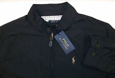 Polo Ralph Lauren Chester Packable Windbreaker Jacket $198 Cotton Lined Coat NWT