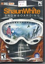 Shaun White Snowboarding by Ubisoft (NEW, Sealed Box)