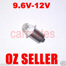 LED 9V 10.8V TORCH BULB for MAGLITE 5D 6D D-cell flashlight Longlife Work Light