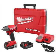 "Milwaukee M18 FUEL 18 Volt 3/8"" Drive Compact Impact Gun Wrench 2754-22CT"