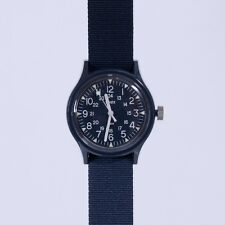 Timex Archive MK-1 Navy Blue 30th Anniversary Re-issue of Camper MK1 TW2R13900