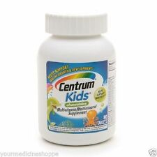 Centrum Kids Chewables Multivitamin, Tablets, 80ea 300054237200T657