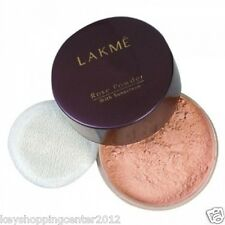 Lakme Rose Powder Compact-(Warm Pink - 02)with sunscreen -40 gram Loose Powder