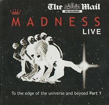 MADNESS LIVE - THE MAIL ON SUNDAY - DOUBLE CD