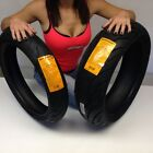 TWO TIRE SET 120/70ZR17 & 180/55ZR17 CONTINENTAL SPORT BIKE MOTORCYCLE TIRES