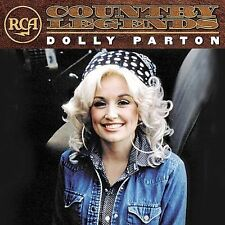 1 CENT CD RCA Country Legends - Dolly Parton