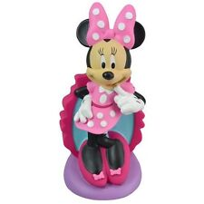 New Disney Minnie Mouse Coin/Change Polka Dot Piggy Bank