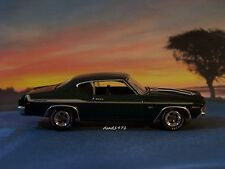 1969 69 CHEVY YENKO CHEVELLE 427 DIECAST COLLECTIBLE MODEL 1/64 SCALE - DIORAMA
