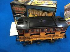 Live Steam Hornby stephensons rocket coach g104 3 1/2 gauge Model