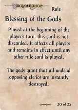 Spellfire - Dragonlance Chase #20 - DLc/20 - Blessing of the Gods - D&D