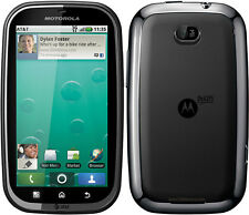 NEW Inbox Motorola Bravo MB520- Black (Unlocked) Smartphone MB520 BLUR