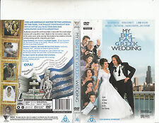 My Big Fat Greek Wedding-2001-Nia Vardalos-Movie-DVD
