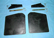 Mudflaps for Land Rover Defender and ex Army Perentie - Front