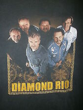 vtg 90s DIAMOND RIO CONCERT T SHIRT I Believe Angels More Than Watching Over Me