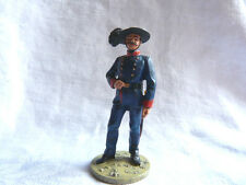 Figurine pompier Delprado - Tenue de sortie Italie 1870 - Fireman full dress