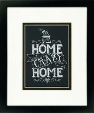 Dimensions - Counted Cross Stitch Kit - Home Crazy Home -  D70-65149