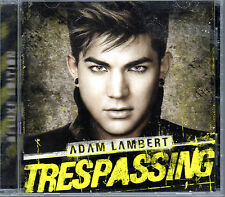 Adam Lambert - Trespassing Deluxe Edition CD 3 Bonus Tracks