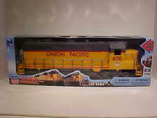 Locomotive Union Pacific Train Engine Die-cast 1:32 Newray 18 inches Sounds B/O