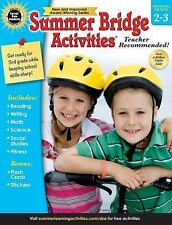 Summer Bridge Activities Grades 2-3 (CD-7046-98) Revised