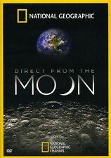 National Geographic: Direct from the Moon DVD Region 1