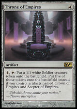 MTG THRONE OF EMPIRES EXC - TRONO DEGLI IMPERI - M12 - MAGIC