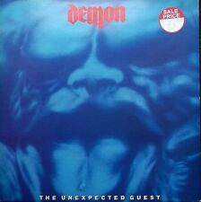 DEMON The Unexpected Guest LP G/F Sleeve Carrere CAL 139 1982 Excellent NWOBHM