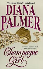 Champagne Girl by Diana Palmer (1997, Paperback)