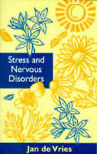 Stress and Nervous Disorders,VERYGOOD Book