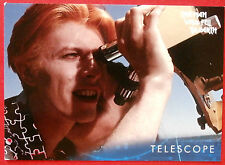 DAVID BOWIE - The Man Who Fell To Earth - Card #25 - Telescope, Unstoppable 2014