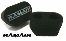 RAMAIR PERFORMANCE AIR FILTERS MS-016 YAMAHA SRX400 MIKUNI BDST NEW