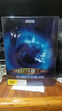 Doctor Who - The Complete Second Series. DVD
