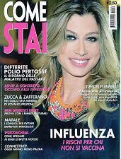Come Stai 2015 12 dicembre#Maddalena Corvaglia,Tiziana Panella,jjj