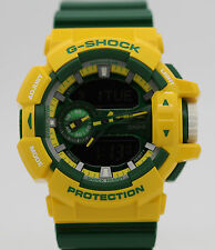 New Casio G-Shock Crazy Colors Resin Strap Analog Digital Men's Watch GA400CS-9A