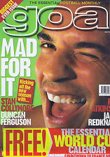COLLYMORE / REDKNAPP Goal + calendar no. 24 Sep 1997