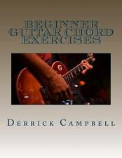 Beginner Guitar Chord Exercises : Chords, Scales, and Lists of Easy Guitar...