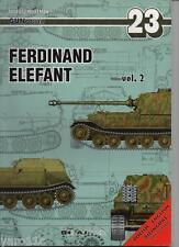 FERDINAND, ELEFANT vol II by AJ-Press, English!