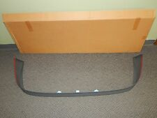 New OEM 2001-2004 Ford Focus Front Nose Bumper Valance Cover Trim Moudling