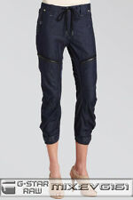 Women's G-Star RAW New Mentor Loose Tapered WMN Capri Jeans W27/L32 MSRP $160