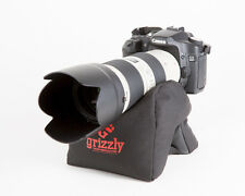 Grizzly Bean Bag (Lg-Blk), Camera, Video, Photography, DSLR Bean Bag Support