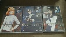 Tsukihime Lunar Legend Complete Series Vol 1-3 Anime