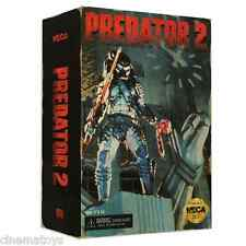 "Predator 2 City Hunter Classic 1992 16-Bit Sega Video Game 8"" Action Figure NECA"