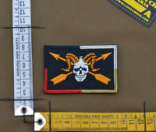 "Ricamata / Embroidered Patch US Army SF ""Billygoat"" with VELCRO® brand hook"