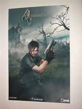 Resident Evil 4 ~ A3 Size Poster / Print ~ NEW (1)