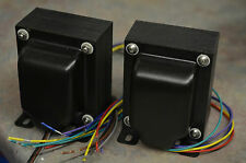 1 PAIR 5K 50W output transformer UL tap for KT88 6550 EL34 tube amp amplifier