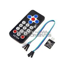 Arduino Infrared IR wireless remote control kit for Arduino / PIC / AVR