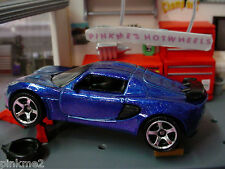2014 MBX Exotics '06 LOTUS EXIGE 2006✰ Dark Blue✰ New Loose MATCHBOX ✰