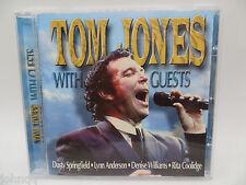 Tom Jones With Guests CD
