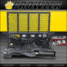 "Prowler Hydraulic Rotating Tree Shear Skid Steer Attachment - 12"" Inch Cut"