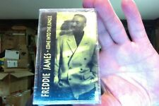 Freddie James- Come Into the Jungle- new/sealed cassette tape