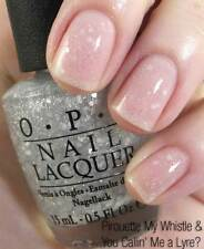 NEW! OPI NAIL POLISH Nail Lacquer in PIROUETTE MY WHISTLE ~ New York City Ballet